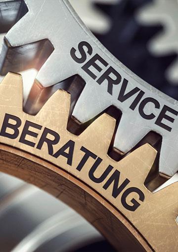 Beratung + Service - Derboven Buchholz